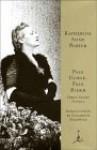 Pale Horse, Pale Rider (Modern Library) - Katherine Anne Porter
