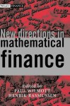 New Directions in Mathematical Finance - Paul Wilmott