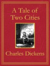 A Tale of Two Cities - Hablot Knight Browne, Charles Dickens