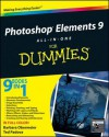 Photoshop Elements 9 All-In-One for Dummies - Barbara Obermeier, Ted Padova