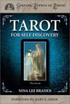 Tarot for Self Discovery (Special Topics in Tarot) - Nina Lee Braden, Nina Lee, Connie Hill