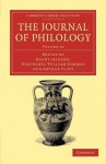 The Journal of Philology - Heathcote William Garrod, Arthur Platt, Henry Jackson