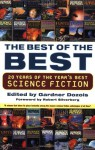 The Best of the Best: 20 Years of the Year's Best Science Fiction - Robert Silverberg, Gardner Dozois