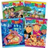 Puzzlemania 4 Book Set (Puzzlemania) - Highlights for Children