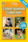 Cutest Animals Collection (National Geographic Kids) - Anne Schreiber, Laura Marsh, Amy Shields