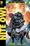 Before Watchmen: Nite Owl #3 - J. Michael Straczynski, John Higgins, Andy Kubert, Joe Kubert