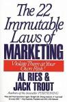 22 Immutable Laws of Mktg, Vol. 2 (Audio) - Al Ries, Jack Trout