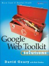 Google Web Toolkit Solutions: More Cool & Useful Stuff - David Geary, Rob Gordon