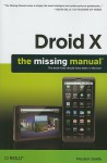 Droid X: The Missing Manual - Preston Gralla