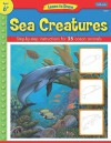 Learn to Draw Sea Creatures (Learn to Draw (Walter Foster Library)) - Russell Farrell