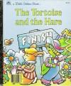 The Tortoise and the Hare (A Little Golden Book) - Margo Lundell, John Abbott Nez