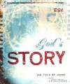God's Story (As told by John) - Scott Brick, Crossway, Michelle Gomez
