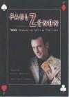 100 Ways To Win A Tenner - Paul Zenon