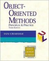 Object-Oriented Methods: Principles and Practice, 3rd Edition - Ian Graham