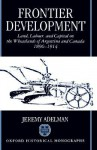 Frontier Development - Jeremy Adelman