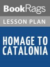 Homage to Catalonia by George Orwell Lesson Plans - George Orwell