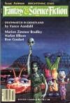 The Magazine of Fantasy & Science Fiction, July 1987 - Edward L. Ferman, Vance Aandahl, Marion Zimmer Bradley, Harlan Ellison, Ron Goulart, Patricia Ferrara