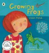 Growing Frogs: Book & CD (Nature Storybooks) - Vivian French, Alison Bartlett