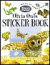 Olivia Owl's Sticker Book: A Maurice Pledger Sticker Book with over 150 Reversible Stickers! - Maurice Pledger