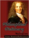 Philosophical Dictionary - Voltaire