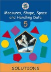 Cambridge Mathematics Direct 5 Measures, Shape, Space And Handling Data Solutions - Anne Barber, Paul Harrison, Bob LaRoche