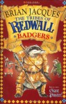 Tribes of Redwall: Badgers - Brian Jacques, Jonathan Walker, Chris Baker