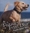 A Fuzzy-Fast Blur: Poems about Pets - Laura Purdie Salas
