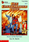 Stacey and the Bad Girls (The Babysitters Club, #87) - Ann M. Martin