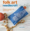 Folk Art Needlecraft - Clare Youngs