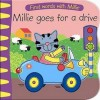 Millie Goes for a Drive. Written and Illustrated by Peter Curry - Peter Curry