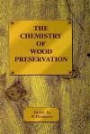 Chemistry of Wood Preservation - Thompson