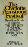 The Charlotte Armstrong festival - Charlotte Armstrong