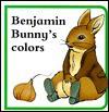 Benjamin Bunny's Colors (Board Book) - Beatrix Potter