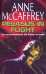 Pegasus In Flight (The Talent Series) - Anne McCaffrey