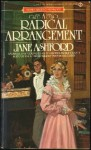 A Radical Arrangement - Jane Ashford
