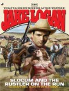 Slocum 366: Slocum and the Rustler on the Run - Jake Logan