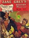 Zane Grey's Western Magazine Series No. 87 - Zane Grey, J.E. Grinstead, Bret Harte