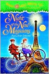 Night of the New Magicians (Magic Tree House, #35) - Mary Pope Osborne, Sal Murdocca