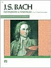 Bach -- Inventions & Sinfonias: Two- & Three-Part Inventions, Comb Bound Book - Johann Sebastian Bach