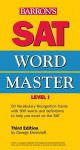 SAT Wordmaster, Level 1 - George Ehrenhaft