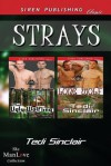 Strays [The Ugly Wolfling: Lone Wolf] (Siren Publishing Classic Manlove) - Tedi Sinclair