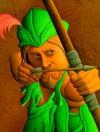Robin Hood and Little John - Barbara Cohen, David Ray