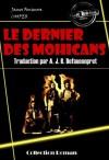 Le dernier des Mohicans (Fiction Historique) (French Edition) - James Fenimore Cooper, A. J. B. Defauconpret
