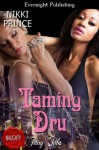 Taming Dru (Once Upon a Dream) - Nikki Prince