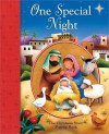 One Special Night: The Christmas Story Pop-up Book - Lori C. Froeb, Claudine Gevry