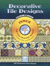 Decorative Tile Designs CD-ROM and Book - Dover Publications Inc.