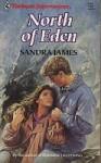 North of Eden - Sandra James, Samantha James