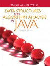 Data Structures and Algorithm Analysis in Java (3rd Edition) - Mark Allen Weiss
