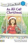 An Ali Cat Christmas - Dandi Daley Mackall, Janet McDonnell