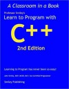 Learn to Program with C++ - John Smiley